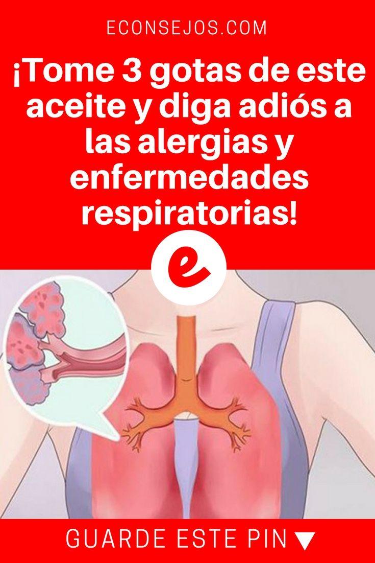 Aceite de oregano beneficios | ¡Tome 3 gotas de este aceite y diga adiós a las alergias y enfermedades respiratorias! | Este remedio casero fortalece la inmunidad, limpia los pulmones y todo el sistema respiratorio. Aprende aquí.