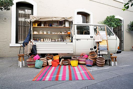 Odette New York - stockist spotlight: half hitch goods / Odette New York Blog