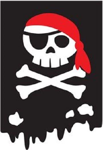 Bosquejos Diversos De Imagenes De Calaveras De Piratas Pirata