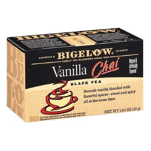 Bigelow Vanilla Chai Tea 20 bags (Pack of 2) ** Learn more by visiting the image link.