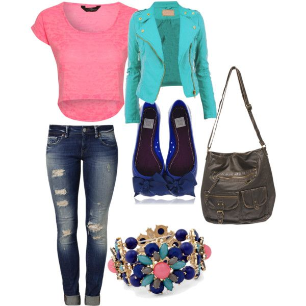 Cute Teen Outfit 96