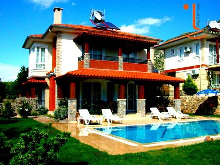 Ovacik Holiday Villa Rental Ova0010