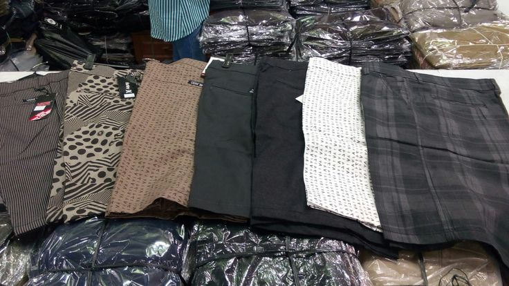 Shorts printing Cotton din strit Size 28- 33