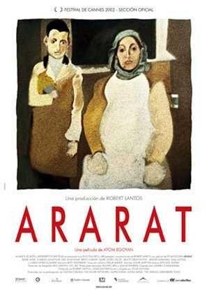 Ararat (2002) Canadá. Dir: Atom Egoyan. Drama. Cine dentro do cine. Familia. Genocidio armenio - DVD CINE 642