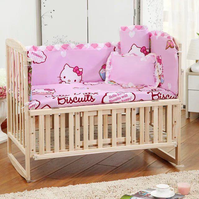 Die besten 25+ Baby cot bumper Ideen auf Pinterest Nestchen - baby schlafzimmer set