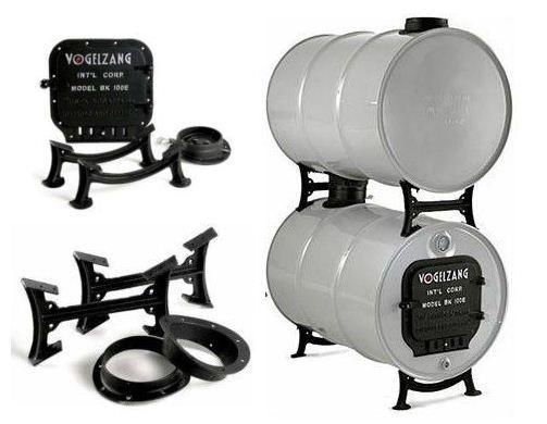 Barrel Project Photo's - 55 gallon plastic drum projects - 55 gallon metal drum projects - bbq grill - Ugly drum smokers - Rain Barrels - Co...