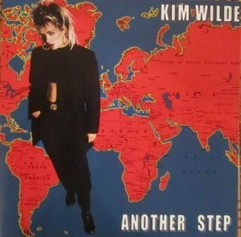 Kim Wilde - Another Step (CD, Album) at Discogs