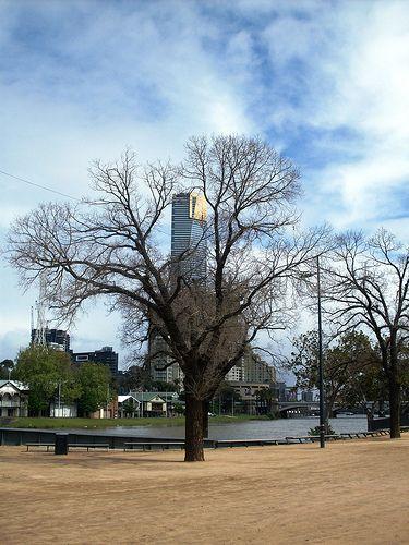 Eureka Building-Melbourne winter2009