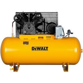 Dewalt 10-Hp 120-Gallon Two Stage Electric Air Compressor Dxcmh9919910