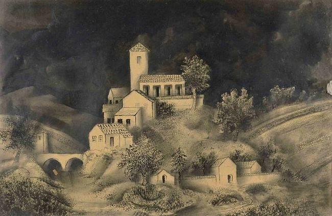 Antonin-Prochazka-Czech-Artist-Painter-Tres-Bohemes(29)