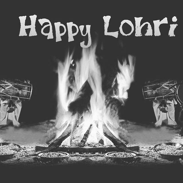 Wish u all a very happy lohri!!