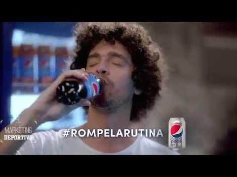 Juan Cuadrado y Rigoberto Urán en el último spot de Pepsi #RompeLaRutina - YouTube