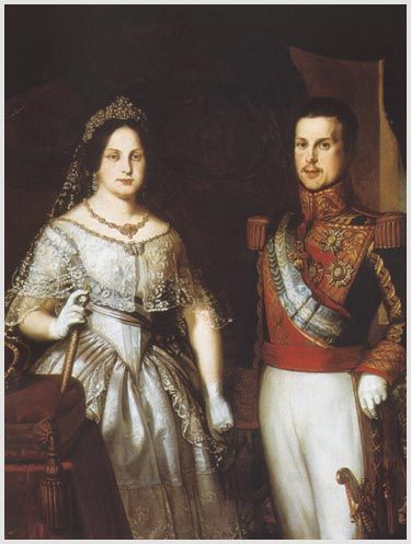 Isabel II, tribulaciones prematrimoniales   Mundo Historia