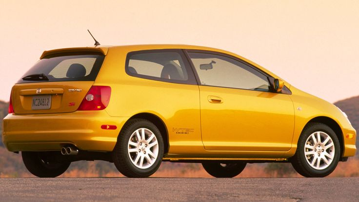 Which is the greatest Honda Civic Si of all time?