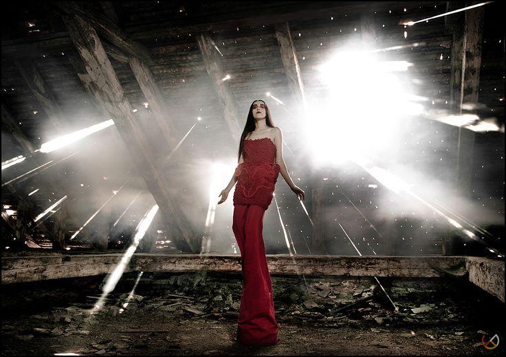 Povestea fotografiei:Bloody Princess