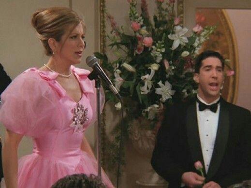 Uno dei migliori episodi di Friends!! Ross & Rachel ❤ #FRIENDS