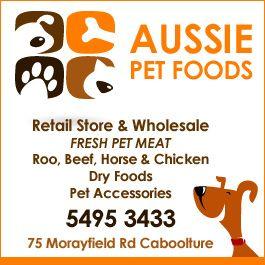 Aussie Pet Foods - Promotion
