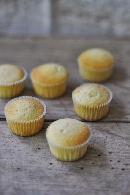 Cupcake Basics: Vanilla Cake