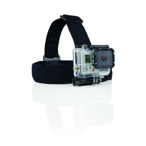SPORT CAMERA - GoPro Head Strap Mount for HERO Cameras from GoPro $9.49