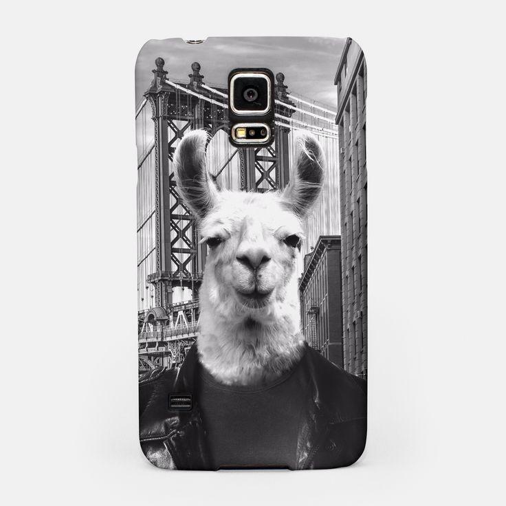 NY Tourist Samsung Case by Naked Monkey 19.95€