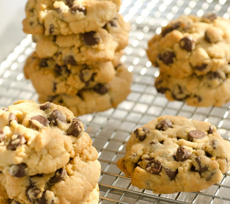 Chocolate Chip Cookies-Becel Anything Goes Cookie Dough