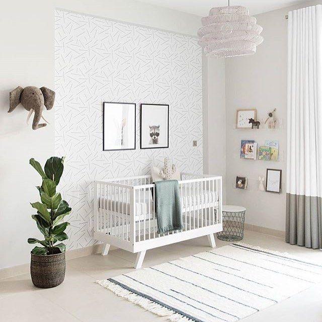 Fresh Modern And Bright Nursery Photo Houseofhawkes Baby