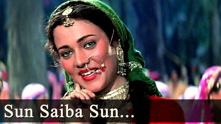 cool Ram Teri Ganga Maili - Sun Saiba Sun Pyar Ki Dhun Maine Tujhe Chun Liya - Lata Mangeshkar