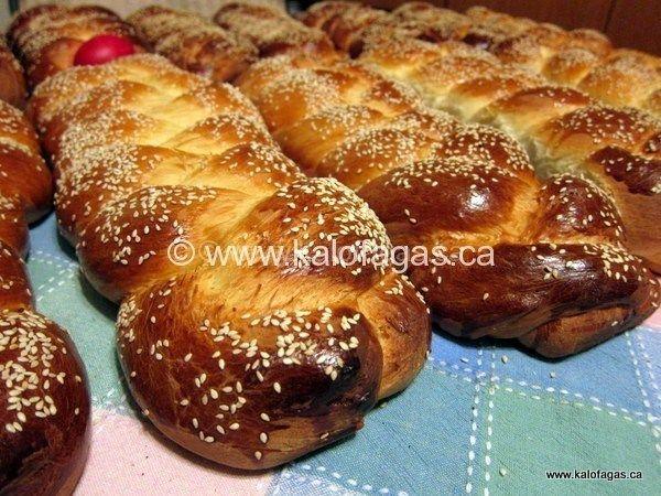 Greek Easter Workshop