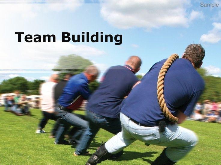 Team building  by Andrew Schwartz via slideshare