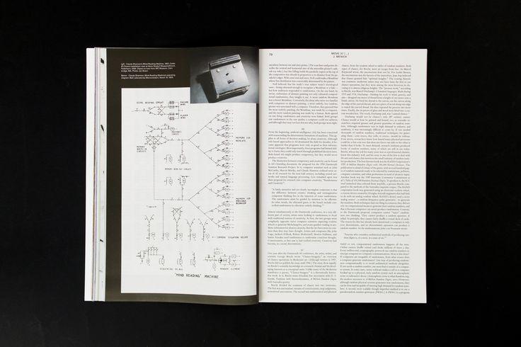 Mousse Magazine 55 ~ #johnmenick #artificialintelligence #computer #ai #moussemagazine #contemporaryart #art #magazine
