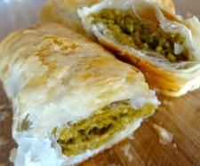 Vegetarian (Hidden-Veg) Sausage Rolls by KrissyB - #ThermomixBakeOff