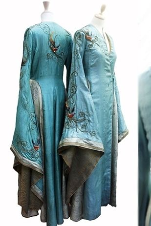 """These Close-Ups Of """"Game Of Thrones"""" Fashion Will Take Your Breath Away"""
