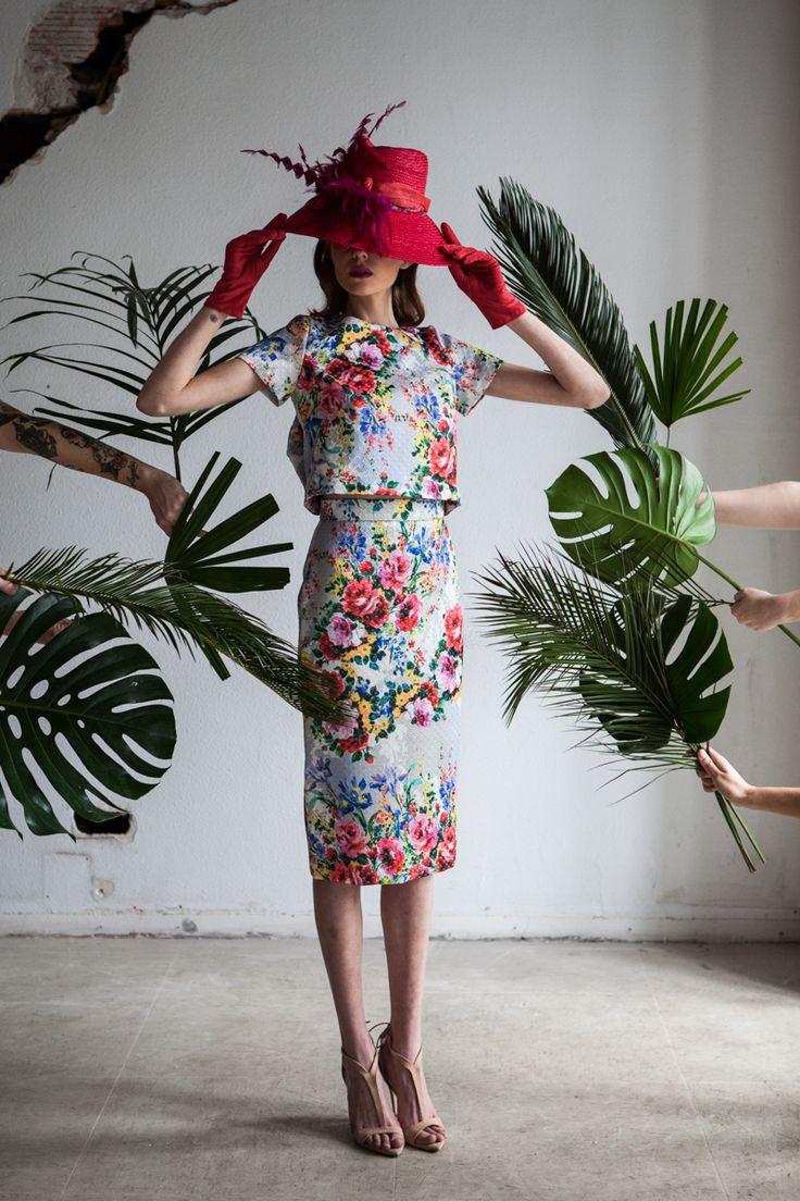 CocoLizzie: lo nuevo de Boüret - My Valentine. Colección para invitadas. Fotografía: Noela Roibas//dirección de arte: Huisclos//MUAH: Moi Freire//Pendientes: Papiroga// Modelo: Blow models