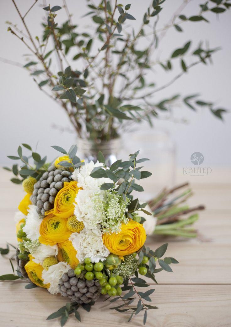 Квитер — Цветочная лавка в Харькове   Букет № 100