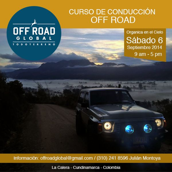 Evento Off Road