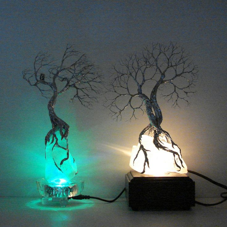 Tree Lamp A selection of the best ideas to try – Tree Desk Lamp