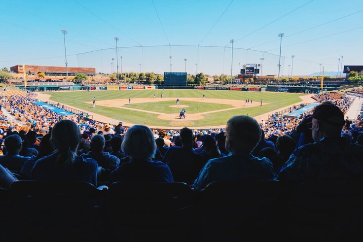 Los Angeles Dodgers Spring Training | Camelback Ranch | Glendale, Arizona | MLB | Baseball Game