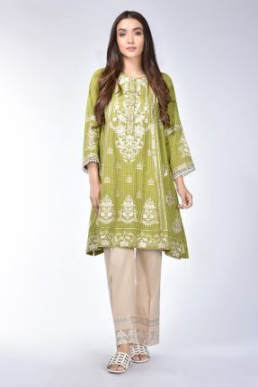 18d365b4b6 Ethnic by Outfitters Stylish Winter Shirts Dresses 2018-2019 Designs | Winter  Dresses | Dresses, Boutique shirts, Winter shirts