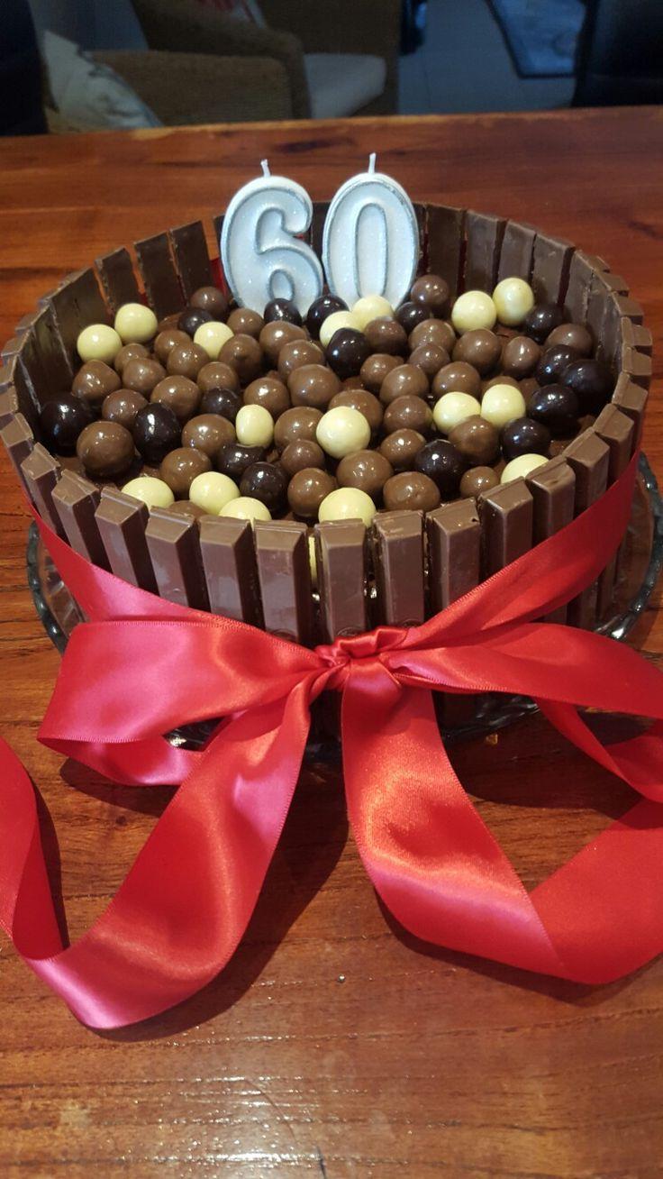 #kitkat cake #birthday