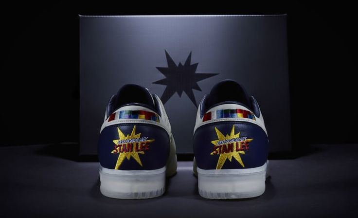 Celebrating Stan Lee's recent Beverly Hills tribute, FILA made the comic legend exclusive sneakers.