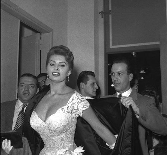 A blog entirely dedicated to the timeless and beautiful Italian diva, Sophia Loren. Run by...
