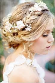 coiffure pour la mariée