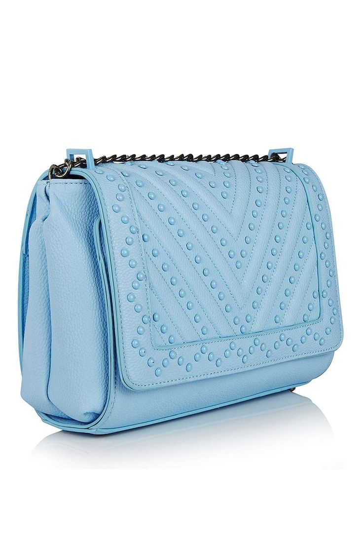 **Blue Bae Cross Body Bag by Skinnydip