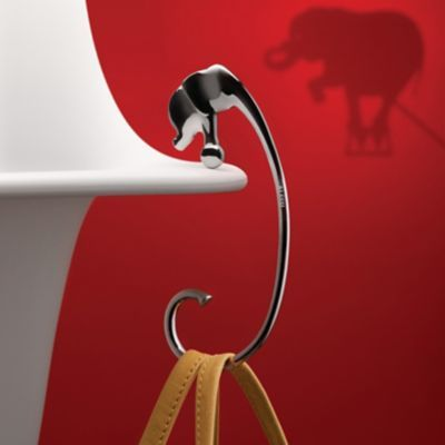 Jumbo Purse Hook by Alessi at Lumens.com