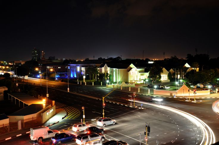 Bloemfontein.  Photography by Johan du Toit from Mimosa Mall's Roof