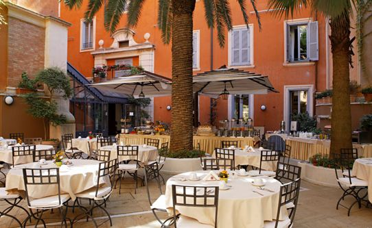 Family and kid-friendly hotel review of Hotel Ponte Sisto in Rome, Italy. Check availability at Hotel Ponte Sisto through Ciao Bambino today!