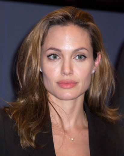 angelina jolie natural makeup