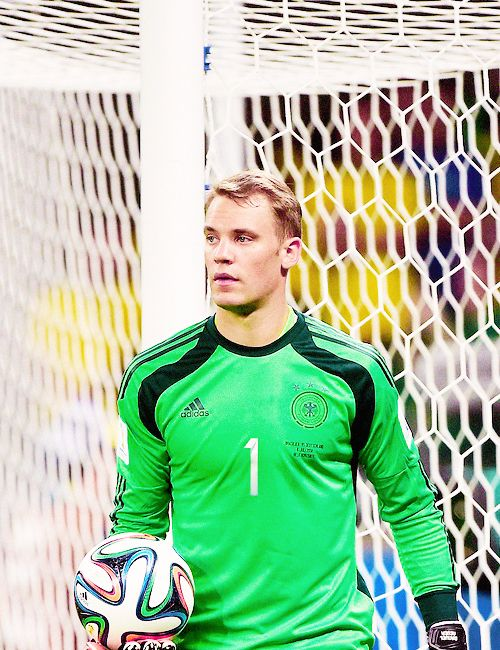 Shared by Frau Neuer. Find images and videos about germany, world cup and manuel neuer on We Heart It - the app to get lost in what you love.
