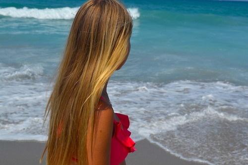 : Beaches, Hairstyles, Endless Summer, Long Hair, Posts, Hair C O' R A L, Hair Coral, Summer Time