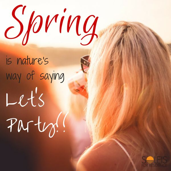 #Spring is nature's way of saying let's party! #quote #soleis #realestate #forsale #lignano #italy